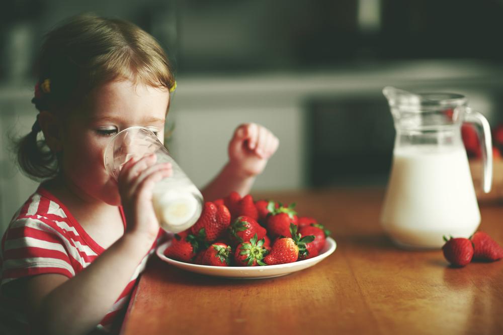 Påvirker mælkeindtag sundheden?